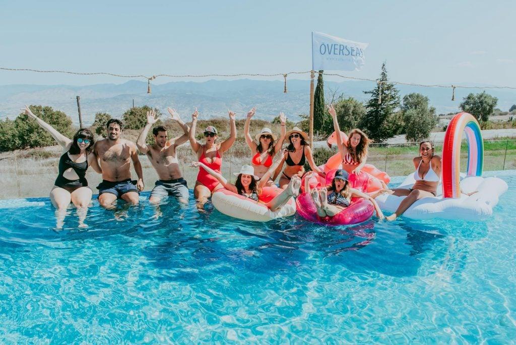 ימי כיף לחברות - ,Overseas הפקת אירועים לחברות, טיולי חברה, טיולי תמריץ ונופש חברה